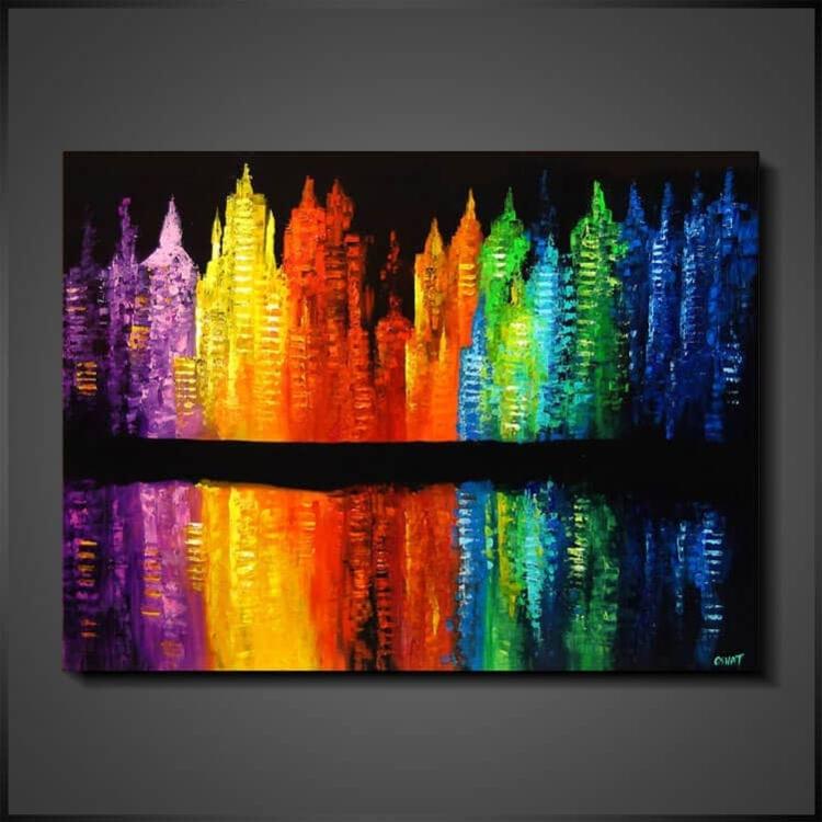 Tavlor Online - City Lights
