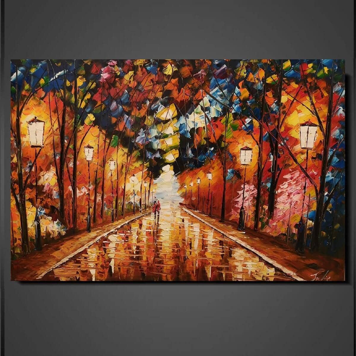 A Walk of Lights