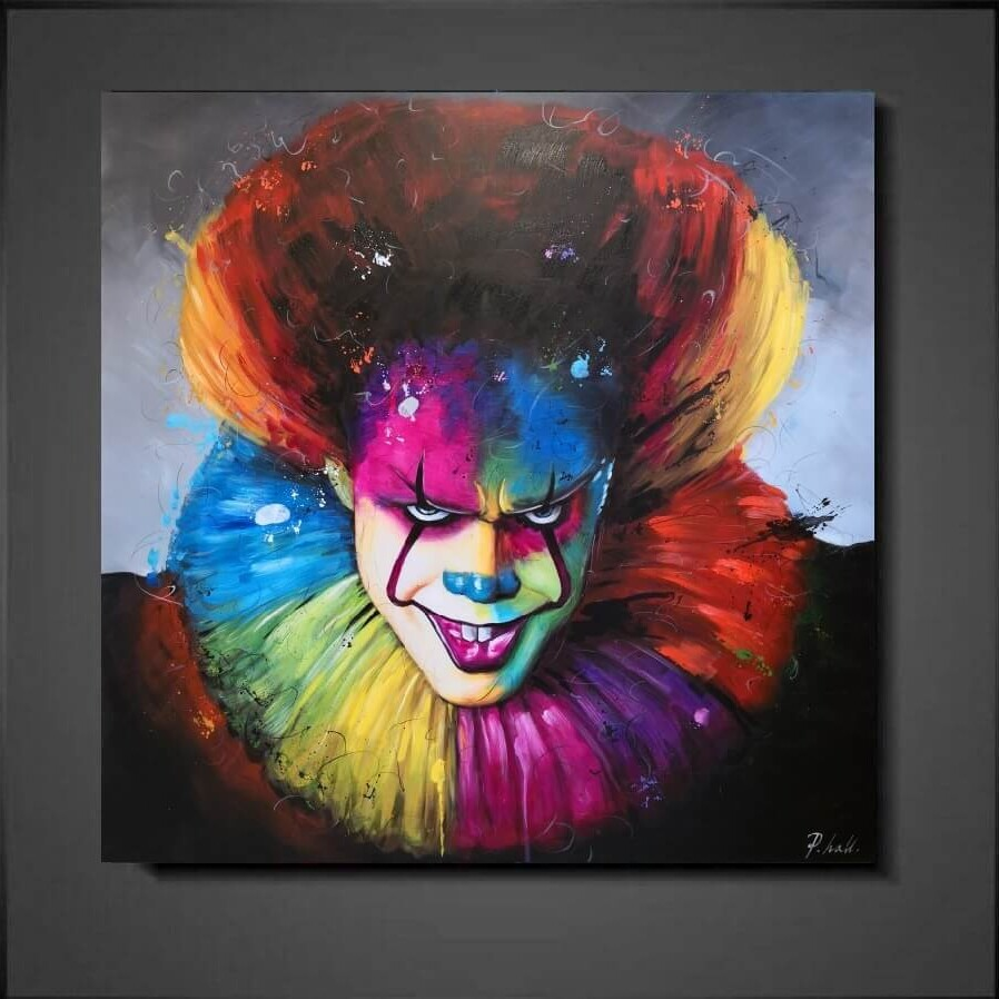 Giant Clown